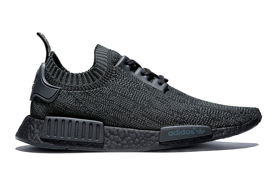 Here\u0027s How To Win The 1 Of 100 adidas NMD \u201cPitch Black\u201d