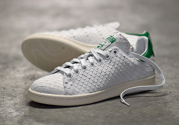 best loved reasonable price on feet at adidas Stan Smith Python | SneakerNews.com