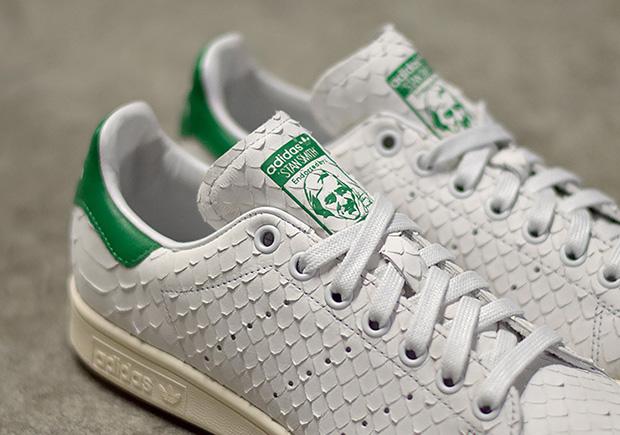 adidas Stan Smith Python | SneakerNews.com