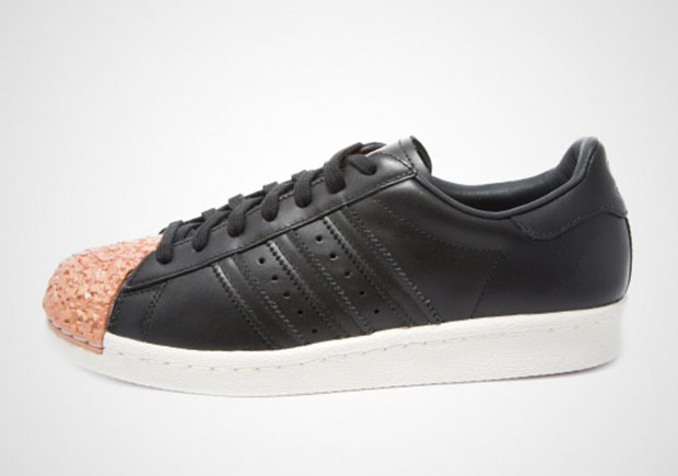 Cariñoso Leeds Chaise longue  adidas Superstar Metal-Toe Features Materials Found In Nature -  SneakerNews.com
