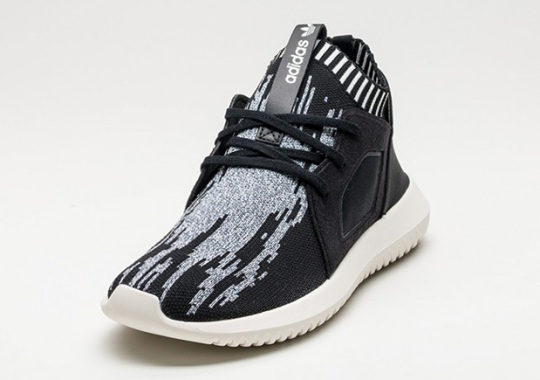 A Brand New Style Of Primeknit Debuts On The adidas Tubular Defiant