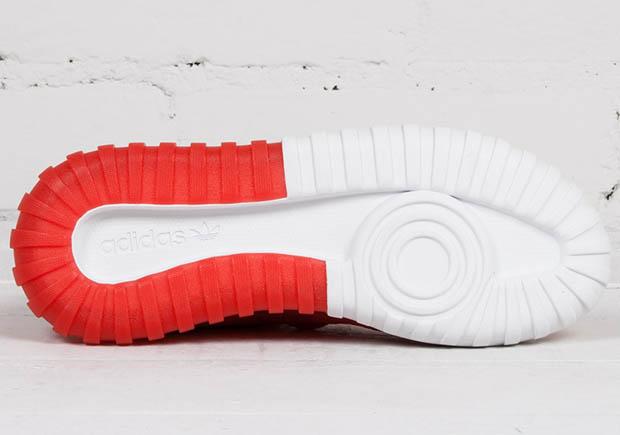 Adidas Rørformet X Primeknit Rød KA8SMGLZ