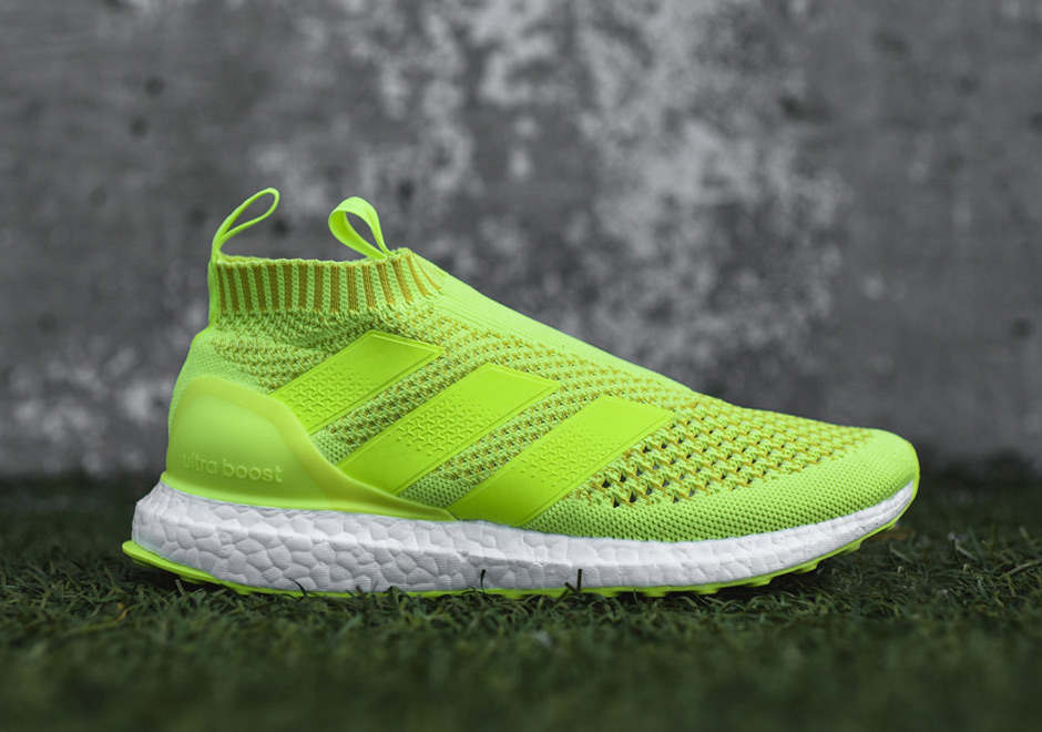 best loved 8cd3f 44528 adidas Pairs Ultra Boost With The A Primeknit Version Of The ...