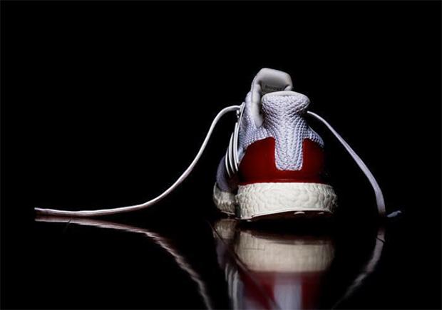 the best attitude 73a9f ffe30 adidas Ultra Boost Red Heel  SneakerNews.com