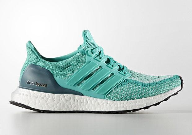best service c2fac 7c426 adidas Ultra Boost Mint Green AQ5937   SneakerNews.com