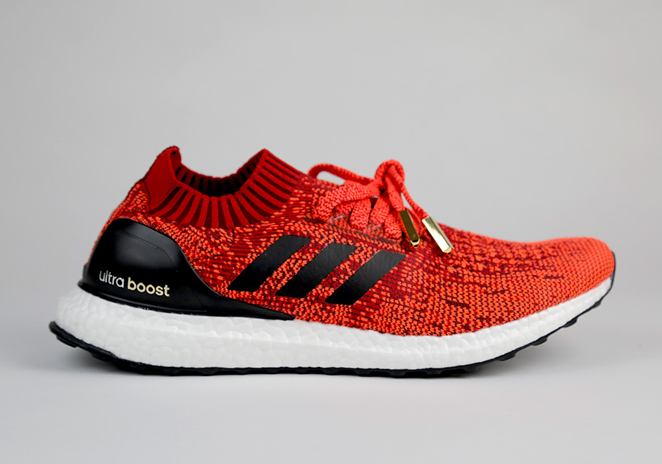 new arrival 0377c ff779 adidas Made A Special Ultra Boost Uncaged For Olympic ...