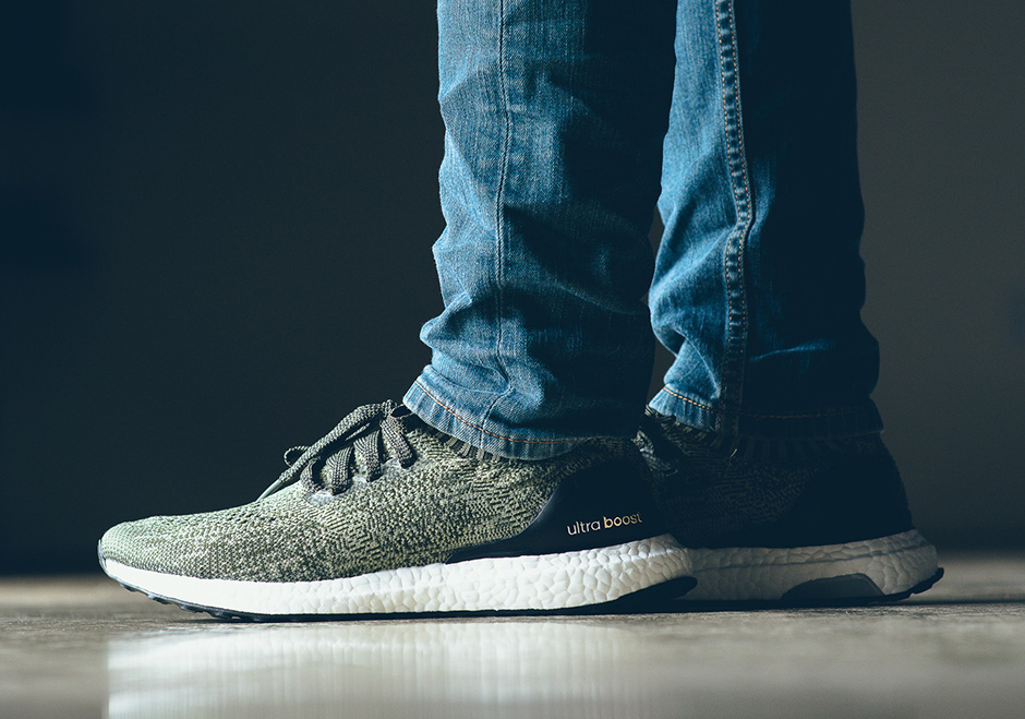 Ultra Boost Uncaged Green