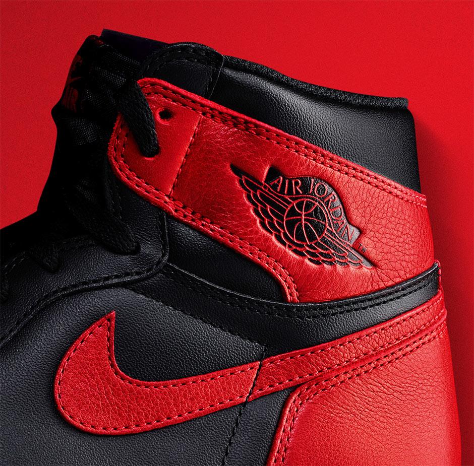 best cheap 20d37 f1e60 Air Jordan 1 High Banned Official Images | SneakerNews.com
