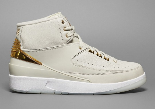 watch a16d6 d77b7 The Air Jordan 2 Quai 54 Releases This Weekend For Adults And Kids
