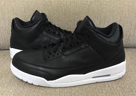 """Detailed Look At The Air Jordan 3 """"Cyber Monday"""""""