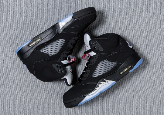 Is The Air Jordan 5 OG The Best Remastered Release Of The Year?