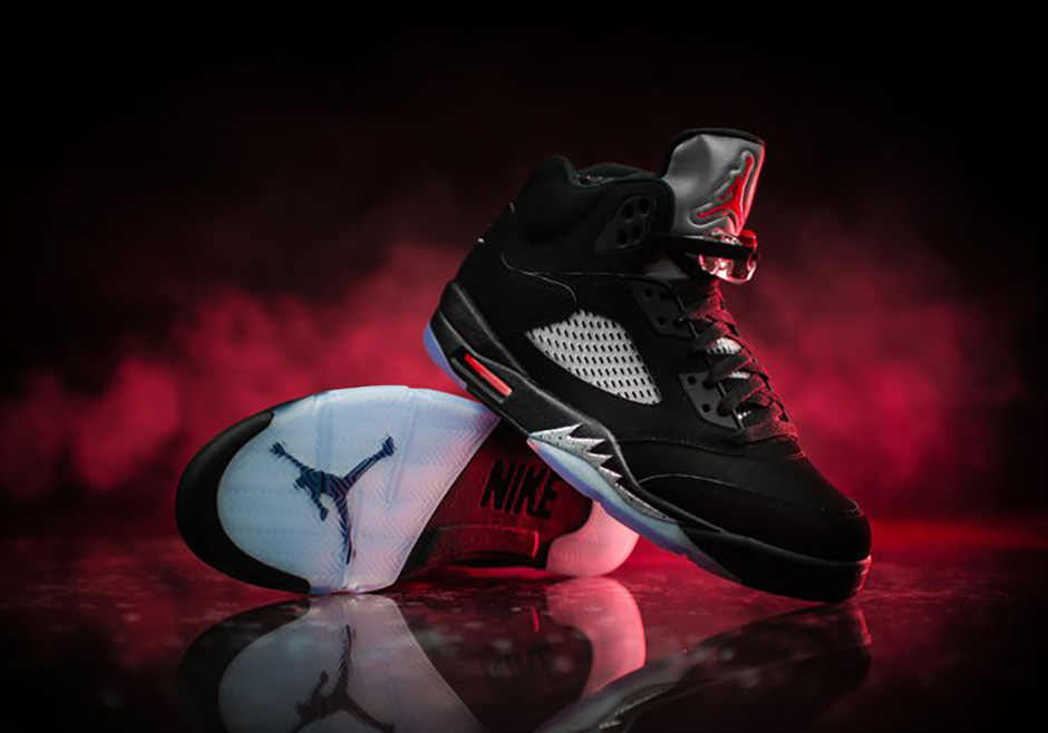 wholesale dealer 88df1 9af20 Air Jordan 5 OG Black Metallic Release Details | SneakerNews.com