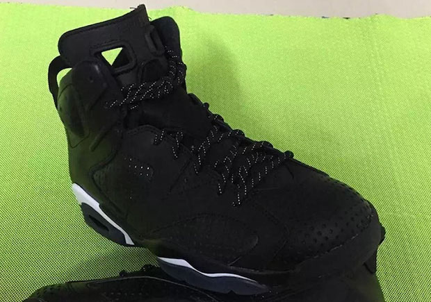 Jordan Brand is celebrating New Year s Eve in style with the return of an  all-black Air Jordan 6 release. That s right 5f11205a1