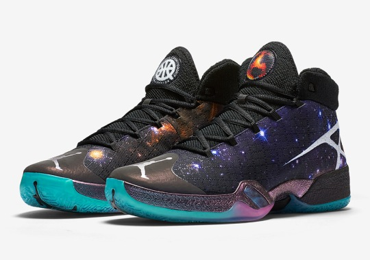 "The Air Jordan XXX ""Cosmos"" Releases This Weekend"