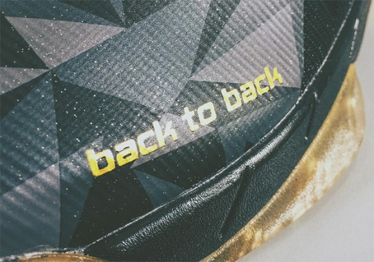 """ANTA Made Klay Thompson """"Back To Back"""" Editions Of His Signature Shoe"""