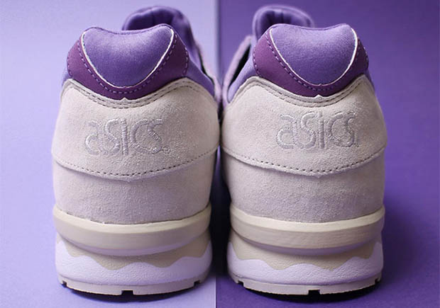 hot sales 78fb8 26e2d Asics Gel Lyte V Lavender   SneakerNews.com
