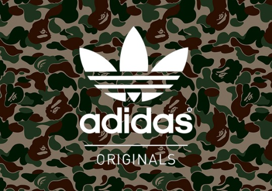 BAPE x adidas NMD Set To Release Soon