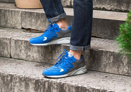 Colette and New Balance Celebrate 20th Anniversary Of 580