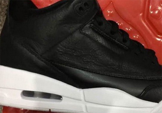"First Look At The Air Jordan 3 ""Cyber Monday"""