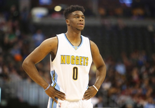 Under Armour Files Emmanuel Mudiay Logo For Trademark