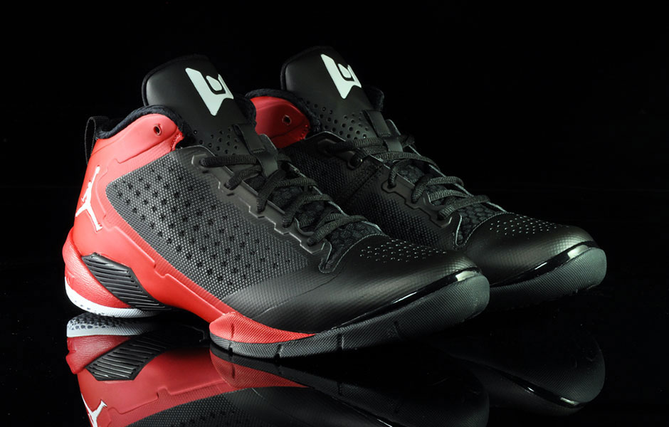 sports shoes fc7ed ee530 The lawsuit was settled and Jordan Brand changed the logo for Wade s second  signature shoe, the Jordan Fly Wade 2.