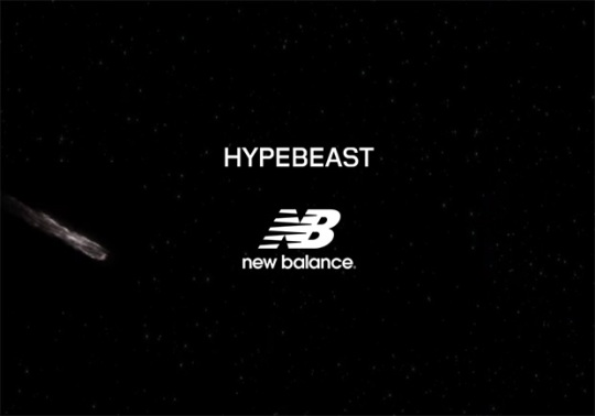 Hypebeast And New Balance Have A Space-Inspired Sneaker Collaboration Coming