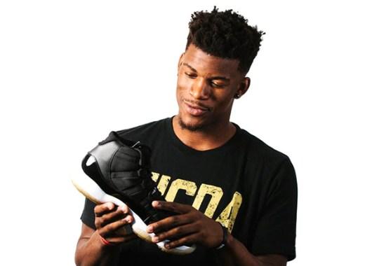 "Jimmy Butler And Jordan Brand Update Michael Jordan's ""Failure"" For Upcoming Ad"