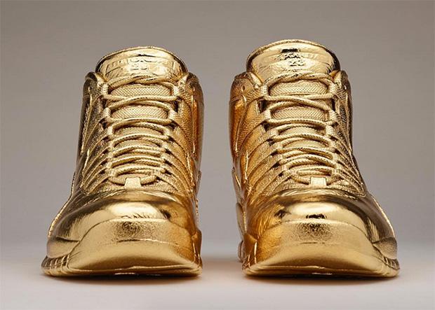 outlet store 5d17d d374e Jordan 10 OVO Gold Matt Senna   SneakerNews.com