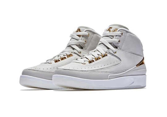 "Air Jordan 2 ""Quai 54"" Will Be One Of Toughest Shoes To Track Down"