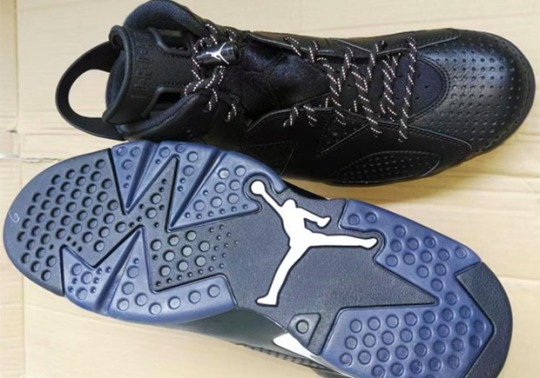 """Best Preview Yet of the """"Black Cat"""" Air Jordan 6 Reveals A New Detail"""