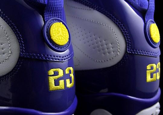 """Air Jordan 9 """"Kobe"""" – Release Date"""