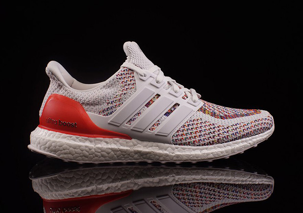 "The adidas Ultra Boost ""Multi-Color"" Just Released"