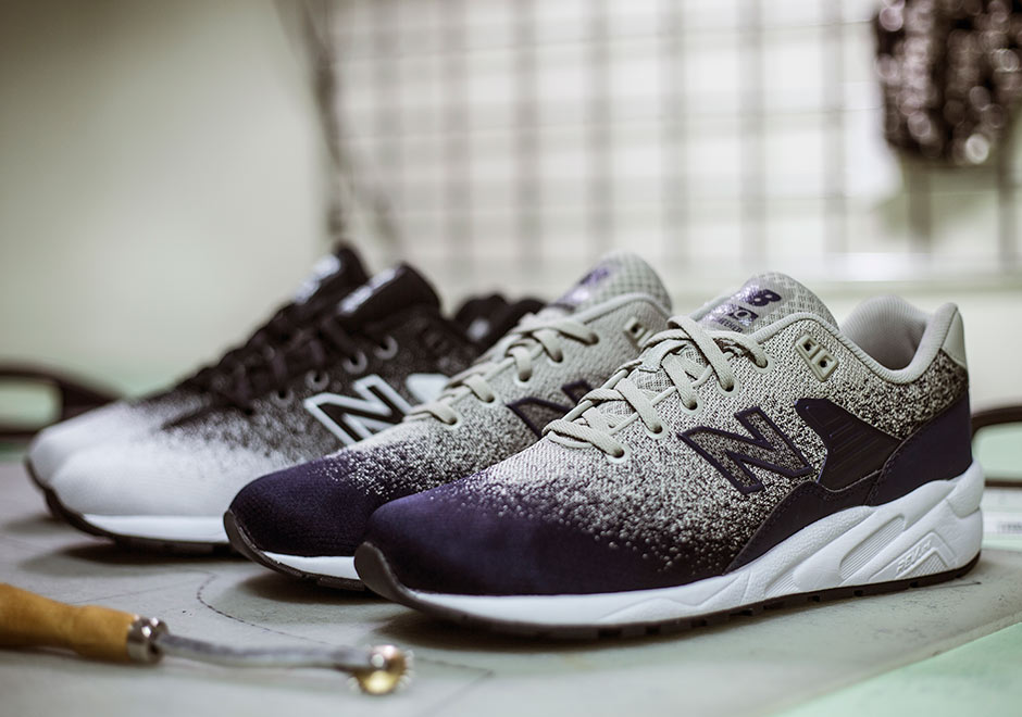 d599500c3c8 New Balance 580 Knit Oreo | SneakerNews.com