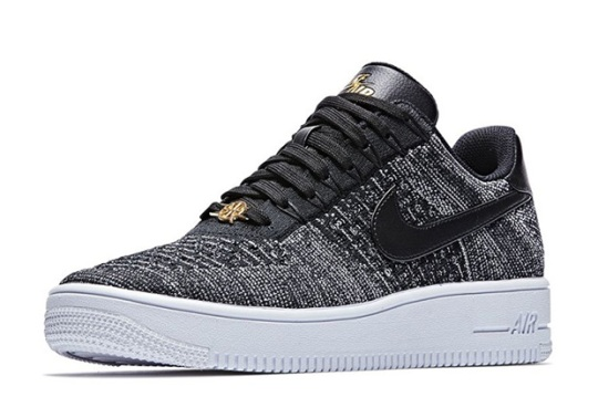 The Nike Air Force 1 Flyknit Is Welcomed To The Quai 54 Family