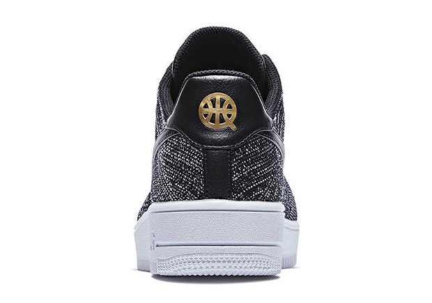 "best service 80807 ba872 Nike Air Force 1 Flyknit Low ""Quai 54"""