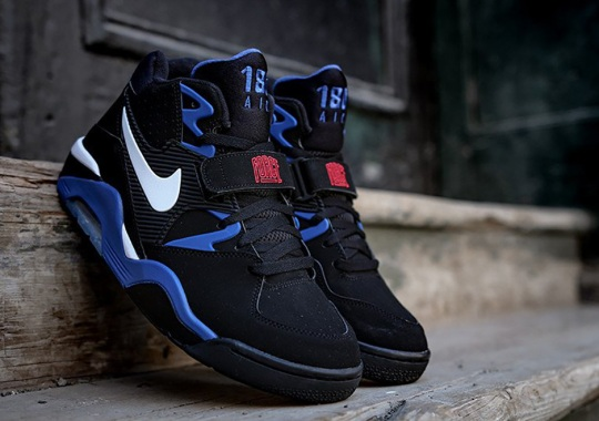 Another Original Nike Air Force 180 Is Hitting Stores Now