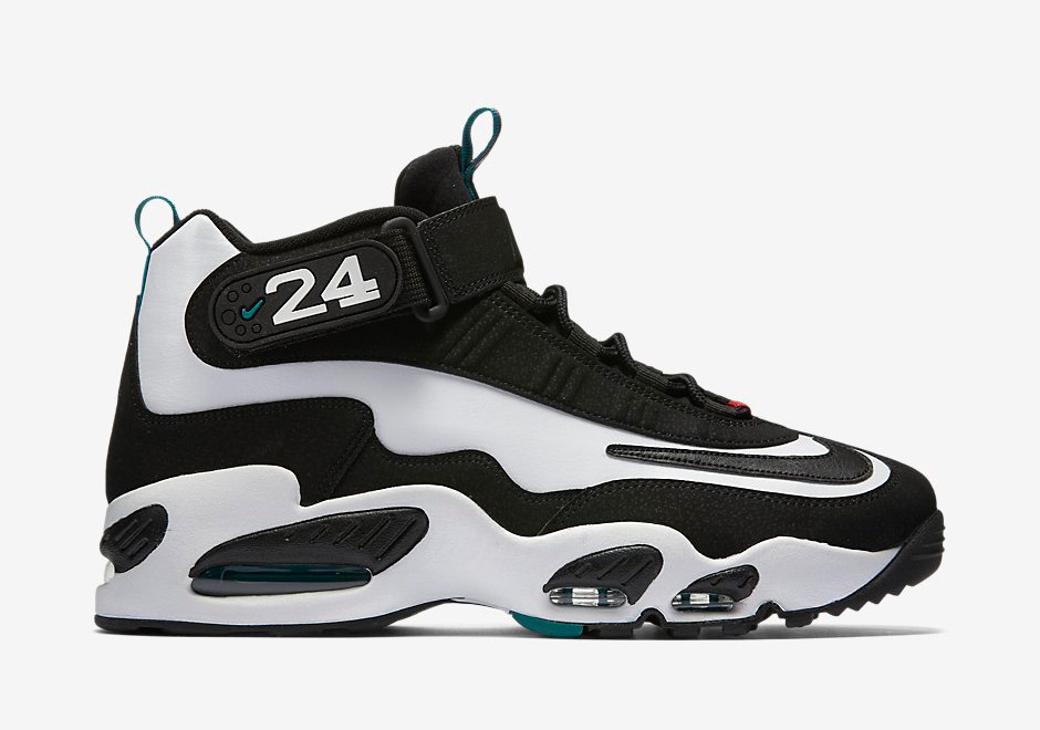 bd76d1733f Nike Air Griffey Max 1 Freshwater 354912-105 | SneakerNews.com
