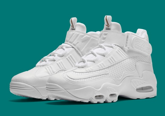 "4761d3e0cf9 Nike Celebrates Griffey s Hall Of Fame Induction With ""InductKid"" Air  Griffey Max 1"
