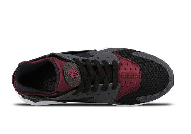 watch b5a91 2f38f Nike Air Huarache Night Maroon 318429-026   SneakerNews.com