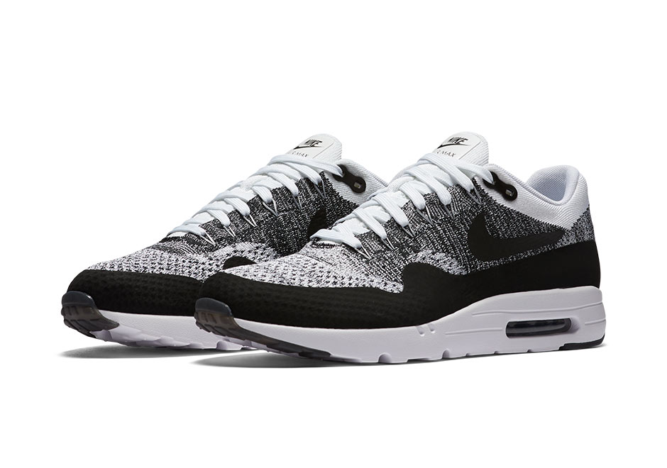 Nike Air Max 1 Flyknit Unveiled