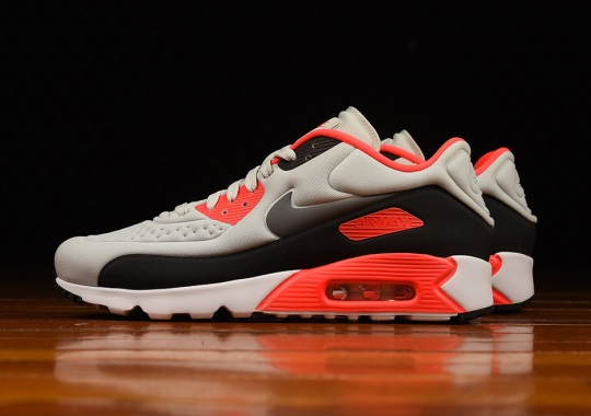 "The Next ""Infrared"" Nike Air Max 90 Releases This Friday"