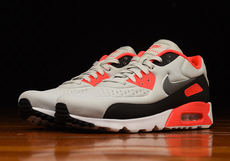 authentic quality footwear factory outlets Nike Air Max 90 Ultra SE Infrared Release Date | SneakerNews.com