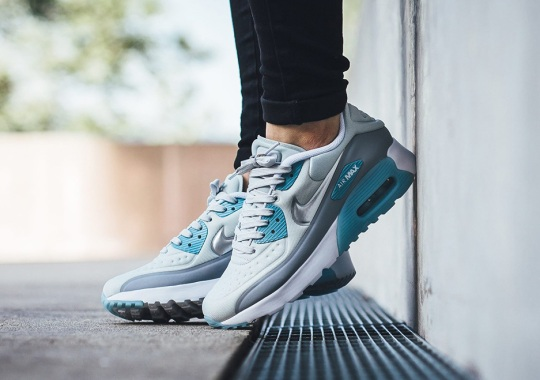 "Nike Air Max 90 Ultra SE ""Ice Blue"""