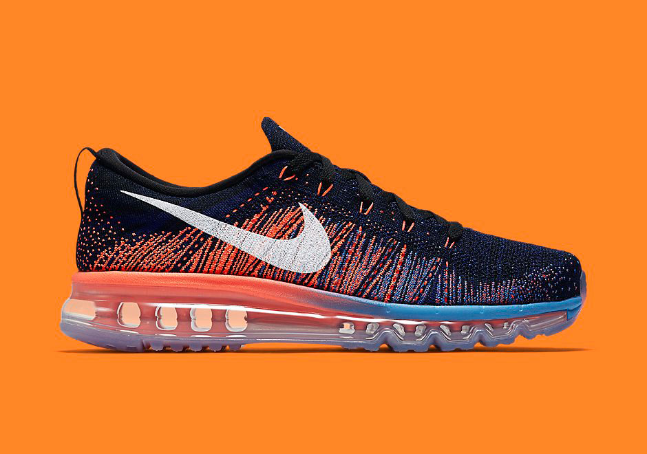 nike flyknit air max new york