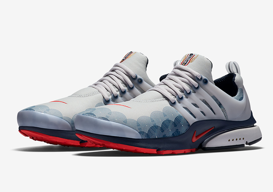new style ebed0 efb7f The Nike Air Presto From The 2000 Olympics Is Now Available
