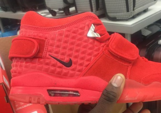 """The """"Red October"""" Nike Air Trainer Cruz Appeared At A Marshall's Store"""
