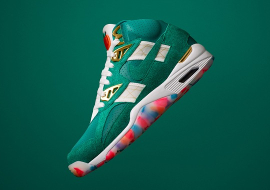 This Nike Air Trainer SC High Is Exclusive To Atlanta And Nike SNKRS