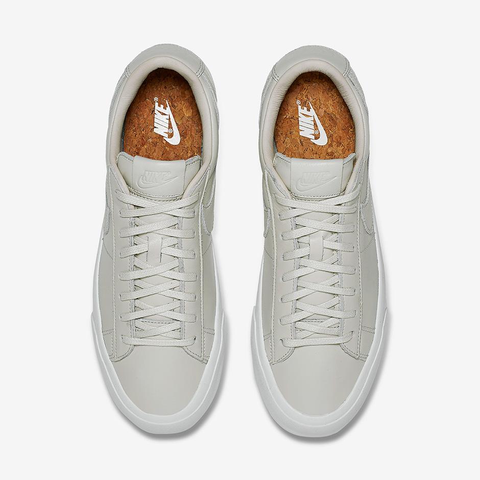 Nike Blazer Baja Cuero Tiendas Prima De La Zapatilla De Deporte qtkKPJvc