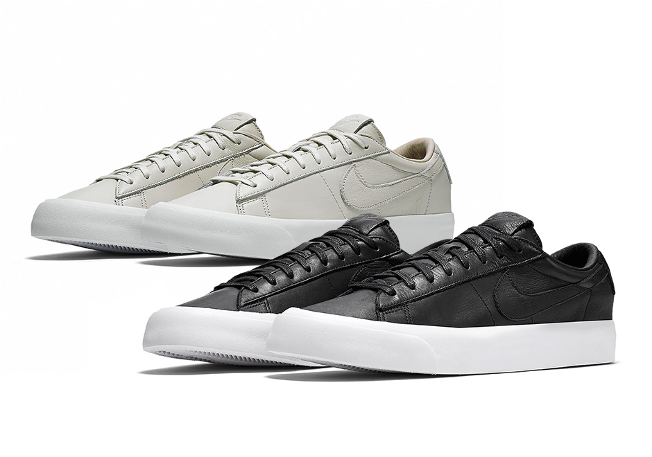 366604a9057611 Nike Is Releasing The Blazer Low In Premium Leather