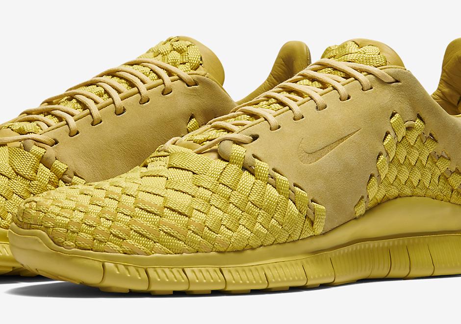 Nike Free Inneva Woven 2 Celery 845014-300  51c208dec2c6